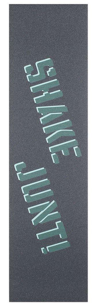SHAKE JUNT Skateboard Deck SPRAYED V3 Griptape Sheet Grip SEAFOAM/FOREST GREEN