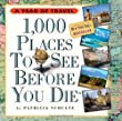 1,000 Places to See Before You Die Page-a-Day Calendar 2012