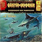 Experiment des Wahnsinns (Geister-Schocker 64) | E. M. Freeman