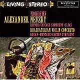 Prokofiev: Alexander Nevsky  (Reiner, CSO); Khachaturian: Violin Concerto  (Monteux, BSO)