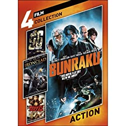 4-Film Collection: Action