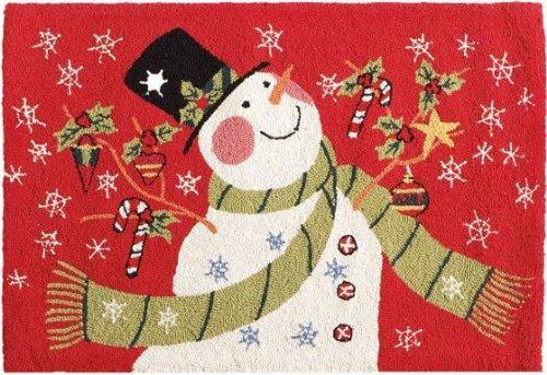 Snowman Ii Area Rug, 27