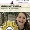 Wirtschaftssprache und Korrespondenz (IntensivHörTraining) Hörbuch von Patrick Ammersinn Gesprochen von: Manfred Fenner