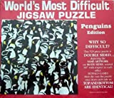 World's Most Difficult Jigsaw Puzzle Penguins Edition