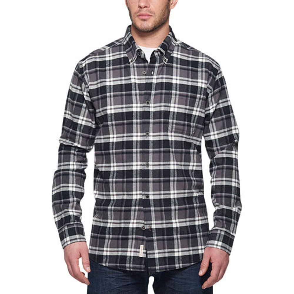 Weatherproof Men's Vintage Flannel Shirt 0