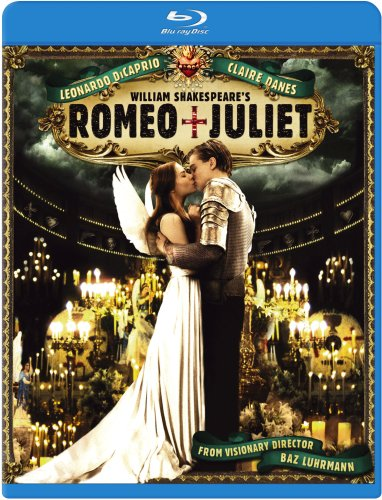 Cover art for  William Shakespeare's Romeo + Juliet [Blu-ray]