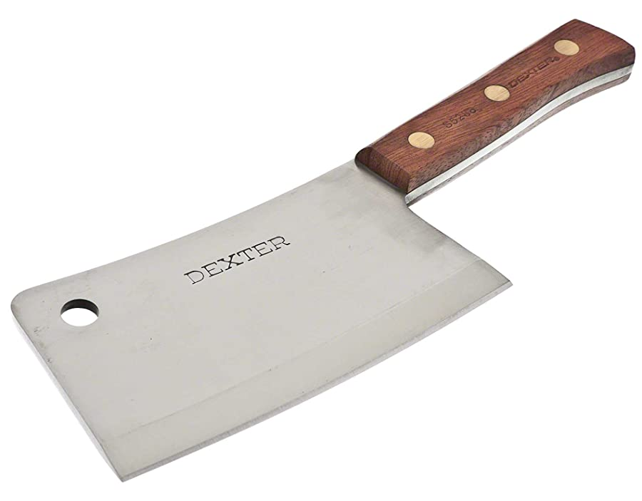 "Dexter-Russell (S5288) - 8"" Heavy-Duty Cleaver - Dexter-Russell Series"
