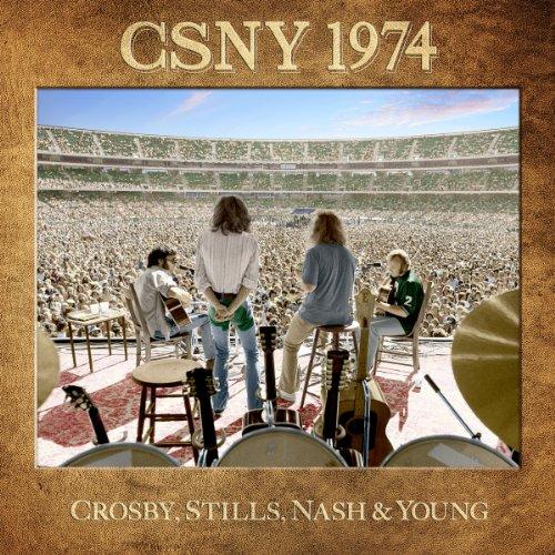 Crosby, Stills, Nash & Young – CSNY 1974 (2014) [FLAC]