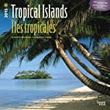 Tropical Islands - Îles tropicales 2015 Square 12x12 (English-French)