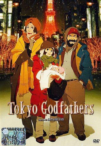 Tokyo godfathers [Italia] [DVD]