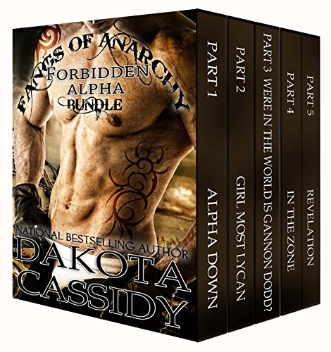 Dakota Cassidy - Fangs of Anarchy: Forbidden Alpha (Bundle): A Werewolf / Vampire Romance (English Edition)