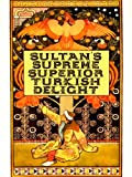 ADVERTISING FOOD SWEET CANDY TURKISH DELIGHT SULTAN MOSAIC PHOENIX BIRD 30X40 CMS FINE ART PRINT ART POSTER BB7416