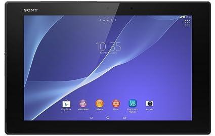 """Sony Xperia Tablet Z2 SGP511 Bundle (10,1"""") Tablette Tactile (Ecran tactile, 2,3 GHz-Quad-Core-processeur, 3Go RAM, 16Go RAM, Android 4.4) Noir, inkl. Dockingstation DK39"""