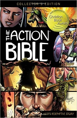 The Action Bible Collector's Edition: God's Redemptive Story (Action Bible Series) written by Doug Mauss