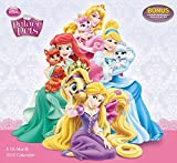 Disney Princess Palace Pets Wall Calendar (2015)