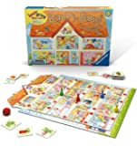 Ravensburger Race To The Roof - Children'S Game