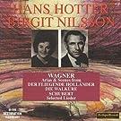 Richard Wagner: Arias & Scenes from Der Fliegende Holl�nder, Die Walk�re - Franz Schubert : Selected Lieder