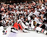 Chicago Blackhawks 2013 Stanley Cup Championship Team Celebration Photo 8x10 at Amazon.com