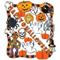 Beistle 24-Piece Halloween Decorating Kit