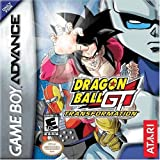 Dragon Ball GT Transformation GBA