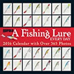 A Fishing Lure Every Day 2016 Wall Ca...