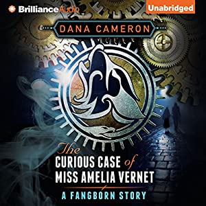 The Curious Case of Miss Amelia Vernet Audiobook