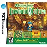 Professor Layton and the Unwound Future - Nintendo DS Standard Editionby Nintendo