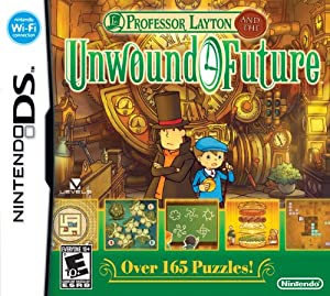 Professor Layton and the Unwound Future - Nintendo DS
