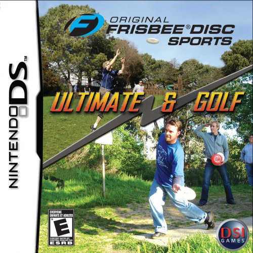 Original Frisbee Disc Sports: Ultimate & Golf - Nintendo DS - 1