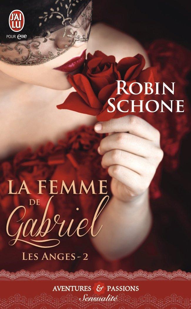 Les anges, Tome 2 : La femme de Gabriel 61OV-RBJalL