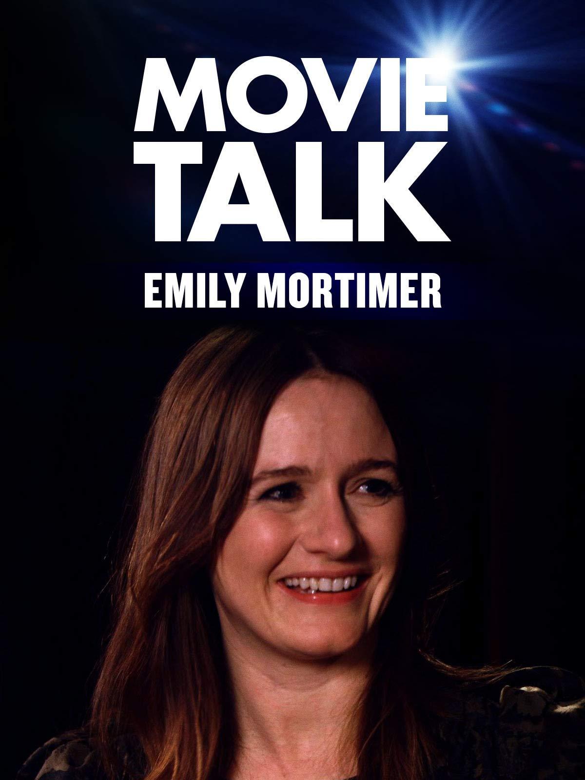 Emily Mortimer - Movie Talk on Amazon Prime Video UK