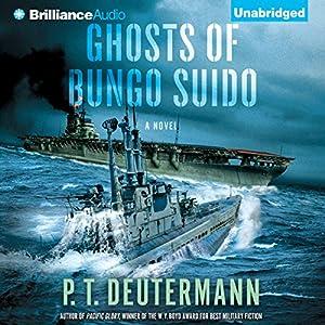 Ghosts of Bungo Suido Audiobook