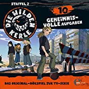 Geheimnisvolle Aufgaben (Die Wilden Kerle 10) | Barbara van den Speulhof