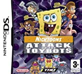 Nicktoons: Attack of the Toybots (Nintendo DS)