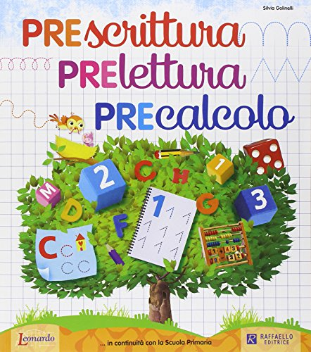 Precalcolo Prelettura prescrittura Per la Scuola materna PDF