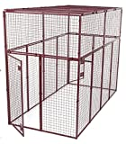 Lucky Dog Animal House Heavy Duty Covered Animal Pen