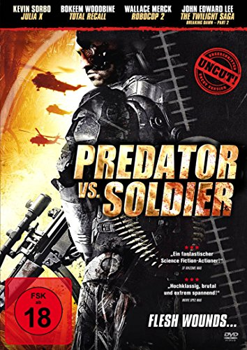 Predator vs. Soldier