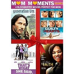 Mom Moments: Quad - Volume 2