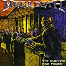 The System Has Failed -  Megadeth