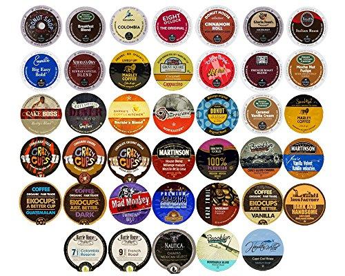 Coffee Variety Sampler Pack for Keurig K-Cup