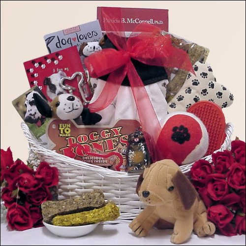 Congratulations on Your New Pooch!: Pet / Dog Gift Basket