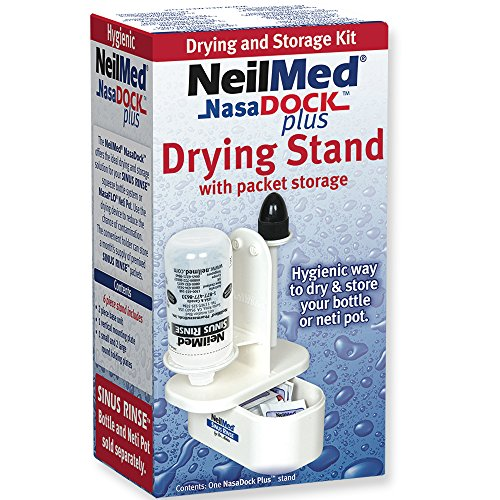 NasaDock Plus Stand (Neti Pot Squeeze Bottle compare prices)