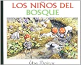 Los ninos del bosque/ Children of the Forest (Spanish Edition)