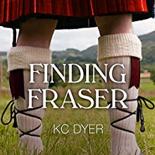 Finding Fraser (       UNABRIDGED) by KC Dyer Narrated by Romy Nordlinger