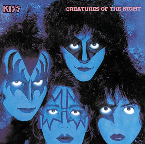 CD : Kiss - Creatures of the Night