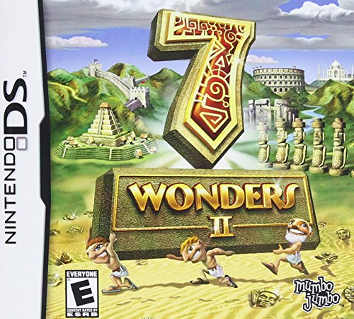7 Wonders 2 - Nintendo DS - 1
