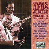 echange, troc Hawkins N.K.Cole Horne - Best of Afrs Jubilee,V.6