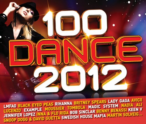 100 Hits 2012 Volume 2 5 CD Set by Katy Perry, Lady Gaga, Pitbull, Rihanna, Amy Winehouse, Irma, Taio Cruz, Lana Del Rey, Keen V, LMAFO, Jessie J, Lucenzo, Amel Bent, Corneille Cold Play