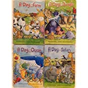 A Day On The Farm, In The Jungle, In The Ocean And / Or On Safari (Assorted, Titles & Quantities Vary) By Cathy...