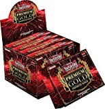 【 ボックス 】遊戯王 英語版 Premium Gold Infinite Gold プレミアムゴールド イニフィニット・ゴールド